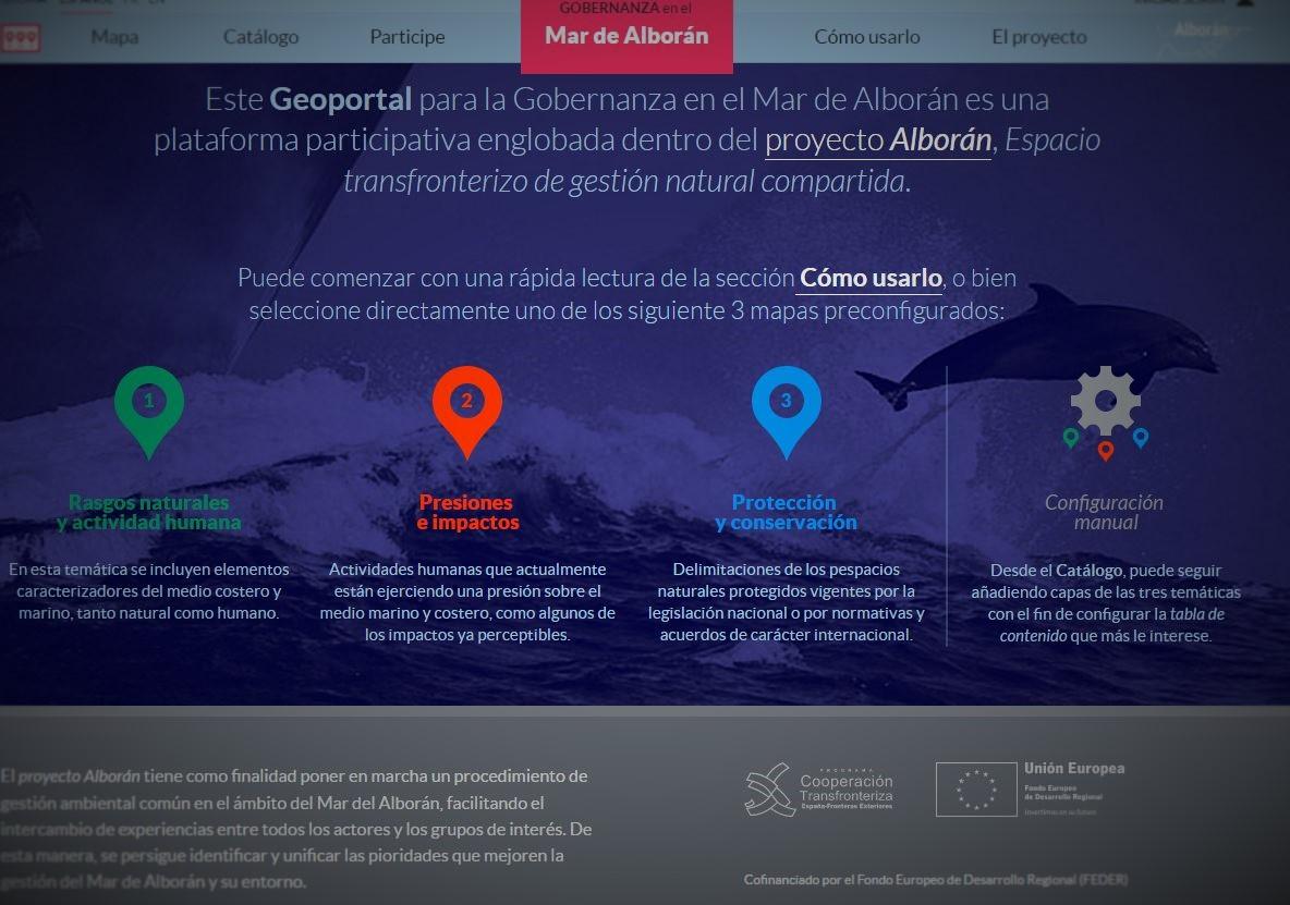 GeoportalAlboran